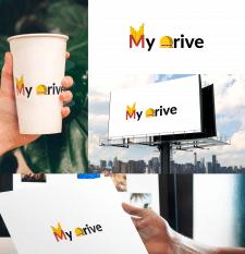 MyDrive fastfood - конкурсная работа