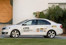 Дизайн брендирования автопарка для компании ЭСКО