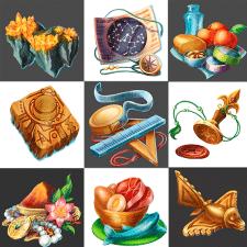 Иллюстрации / для игр