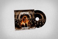 "Дизайн обкладинки альбому ""APXE"""