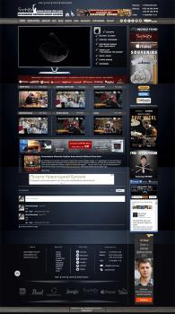 Сайт посвященный игре на барабанах