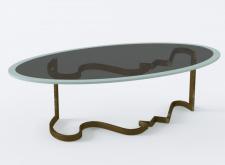 средневековый кофейный столик
