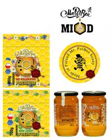 Дизайн линейки продуктов для Меда
