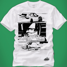 разработка иллюстрации на футболку