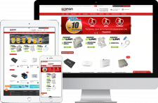 Интернет-магазин сетевых технологий Gepon