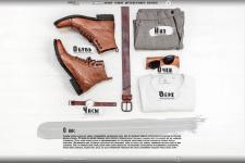 Интернет-магазин брендовой одежды BlackWhite