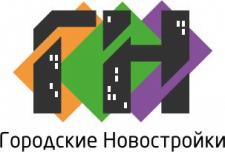 """Логотип """"Городские новостройки"""""""