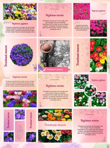 Лента инстаграм цветоводство