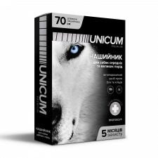 Упаковка ошейника для собак