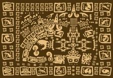 узоры древних цивилизаций