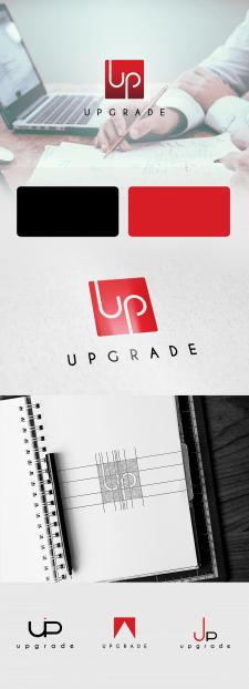 """Логотип """"Upgrade"""""""