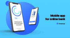 FanBank // Mobile app design concept