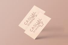 Логотип для интернет-магазина одежды