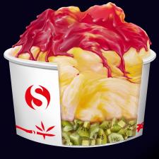 Иллюстрация продуктов для SweetAsia