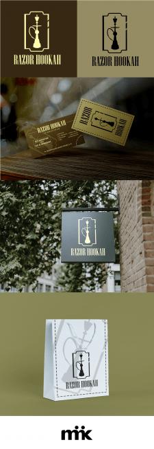 Концепт логотипу для кальянної