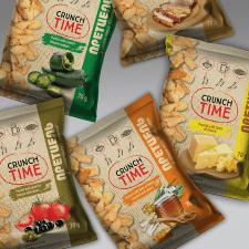 Серия упаковок  для сухариков
