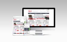 Удобный интернет-магазин MINOX в фирменном стиле