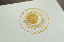 """Логотип для """"Тернопільська Садиба"""""""