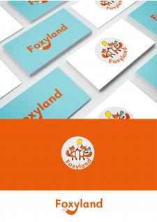логотип для детской игровой комнаты