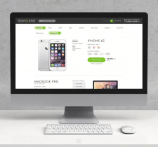 Интернет магазин техники Apple