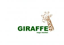 "Логотип Вега маркет ""Giraffe"""