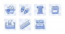 Иконки для сайта плитки