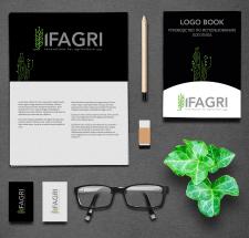 фирменнный стиль компании Ифагри