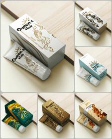 Дизайн упаковки и этикетки