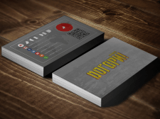 DOHORY. BUSINESS CARD
