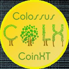 Логотип COLX