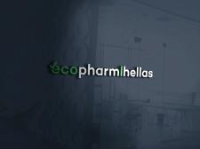 "Лого ""Ecopharm Hellas"""