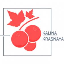 Лого для бренда мыла ручной работы KALINA KRASNAYA