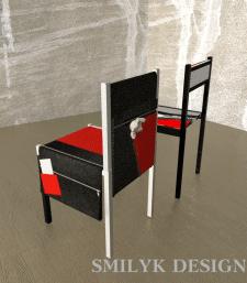 проект  меблів для сидіння