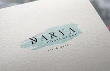 Лого дизайнера интерьеров