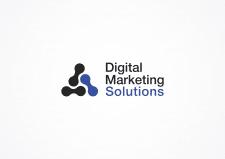 Логотип для диджетал компании
