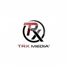 Логотип для TRX MEDIA