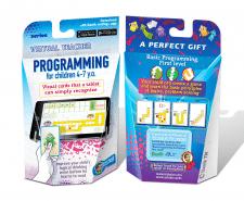 Упаковка обучающих карточек по программированию