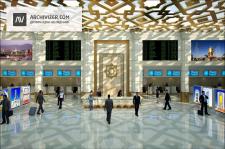 Аэропорт в Ашхабаде