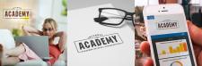 Логотип Академия
