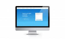 Адаптивний сайт трейдингової компанії