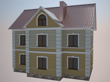Фасадный дизайн 2