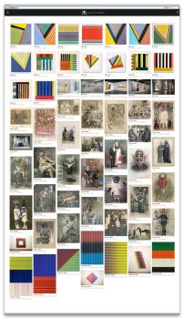 Сайт арт галереи (Варшава)