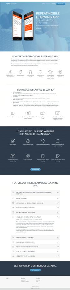 Платформа для обучения и профессионального развити