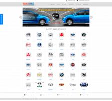 Сайт проставок для авто