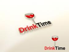 Logo Drink Time
