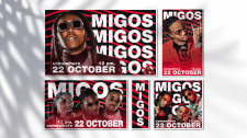 Migos Banners