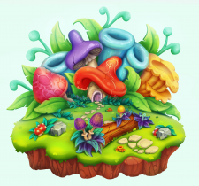 Mushroomsland