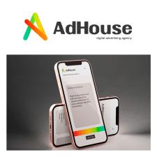 Ad house logo