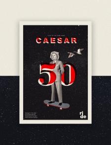 Caesar poem