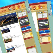 Разработка туристического сайта